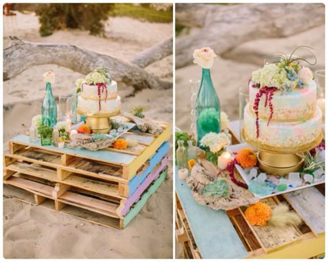 decoración boda estilo boho ideas originales