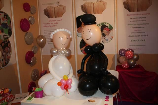 decoración con globos ideas interesantes despedida de soltera