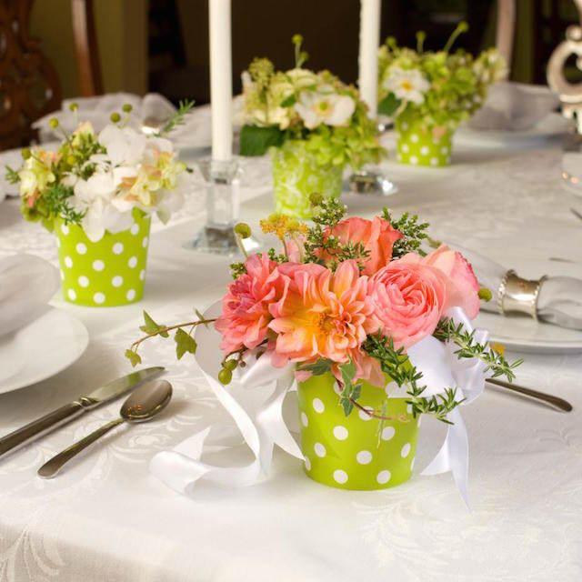 decoracin cumpleaos arreglos florales lunares alegre
