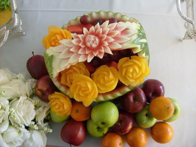 decoración mesa fiesta corporativa elegante