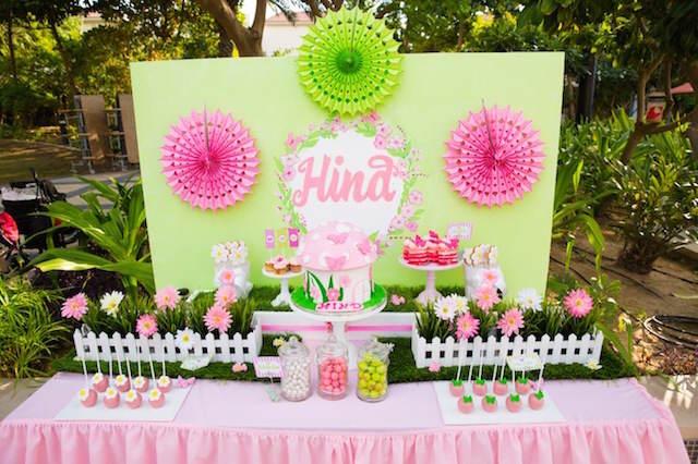 decoracin para cumpleaos arreglos florales creativos