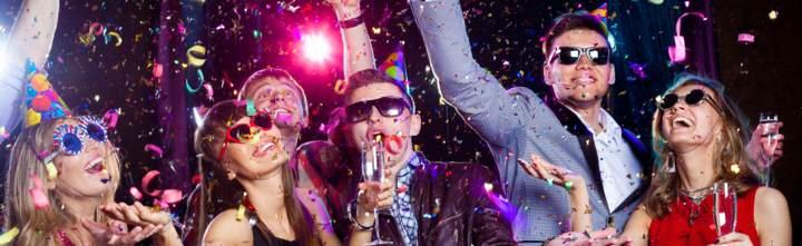 feliz cumpleaños fiesta temática ideas máscaras