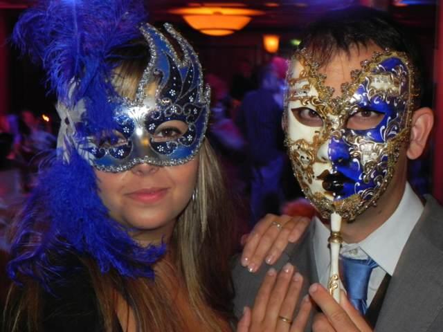 fiesta cumpleaños máscaras ideas divertidas