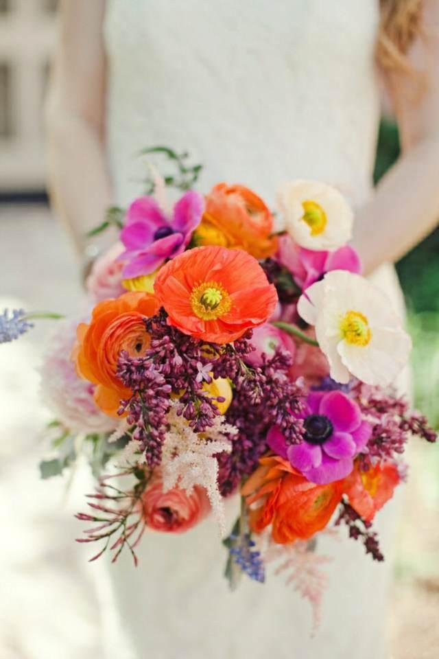 flores magníficas ideas modernas fiestas temáticas