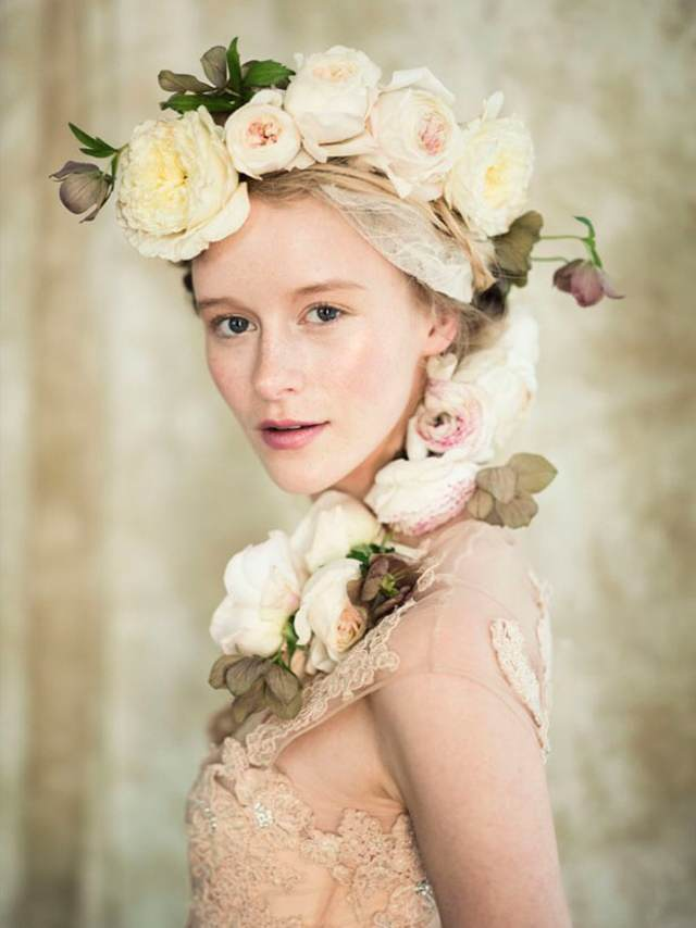 flores ramos estilo bohemio eventos temáticos