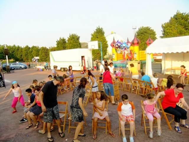 juegos divertidos fiestas infantiles aire libre