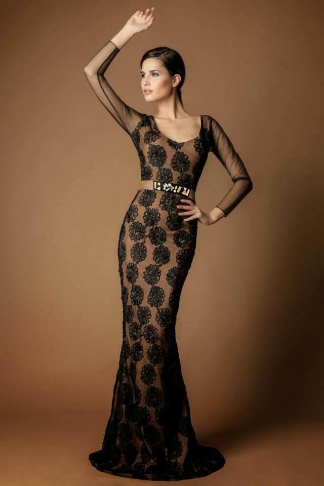 preciosos vestidos de noche ideas magníficas
