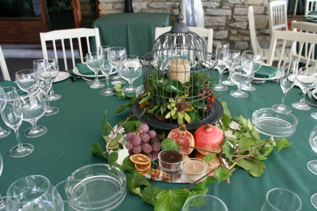 arreglos frutales boda diferente original ideas decoración