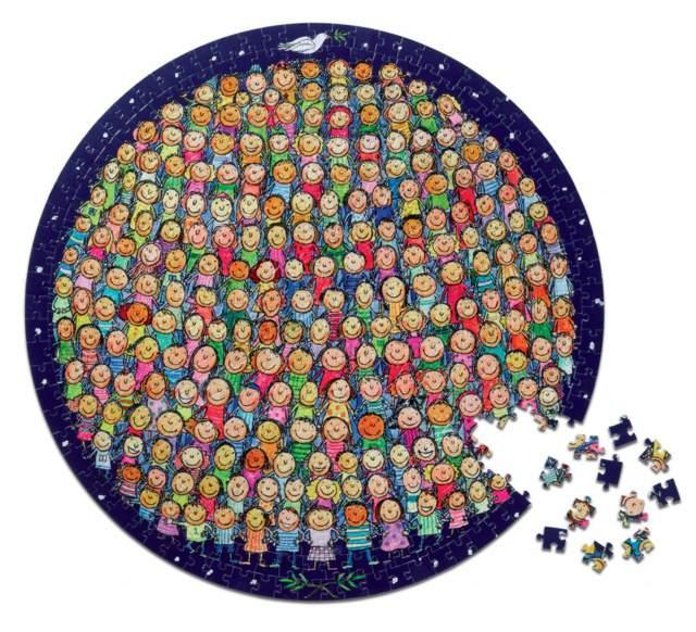 regalos originales puzzle unicef  evento corporativo ideas temáticas
