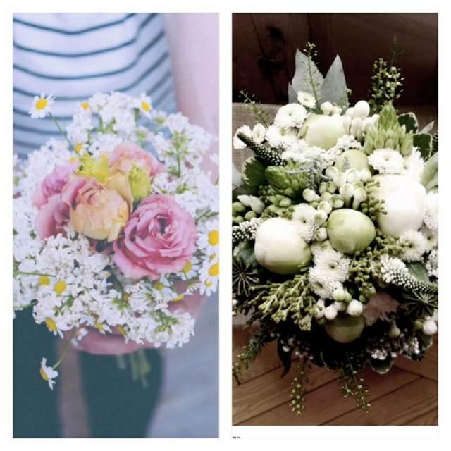 ramo de flores estilo bohemio ideas maravillosas eventos diferentes