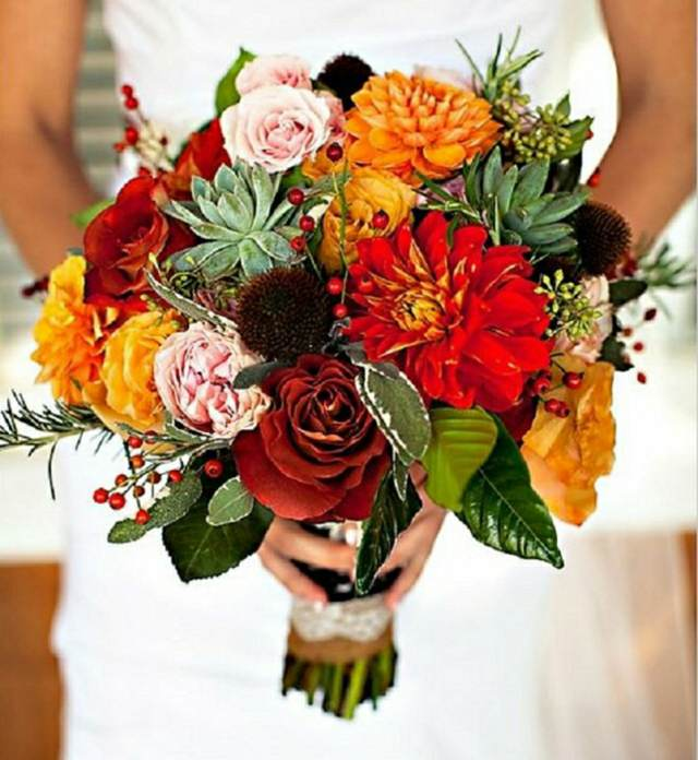 ramo de flores ideas maravillosas modernas 2015