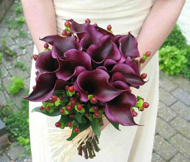 ramo de flores ideas modernas fiestas temáticas