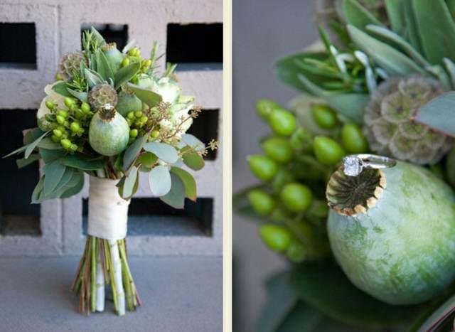 ramo de flores novia ideas fantásticas