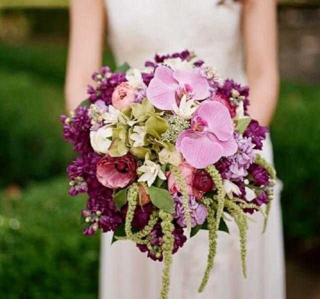 ramo de flores original ideas modernas flores magníficos