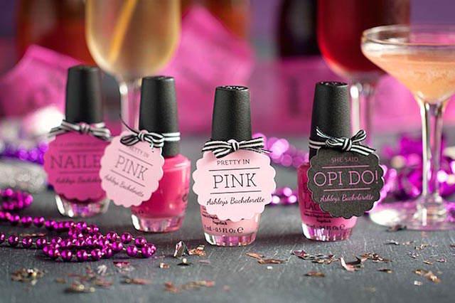 regalos despedida de soltera decoración temática rosa