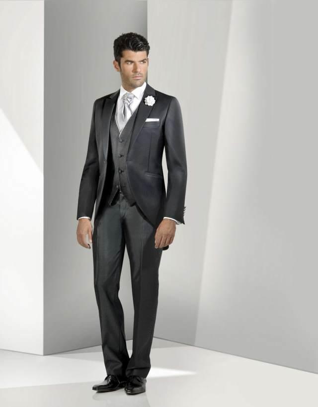 trajes de novio modernos ideas tendencias nuevas