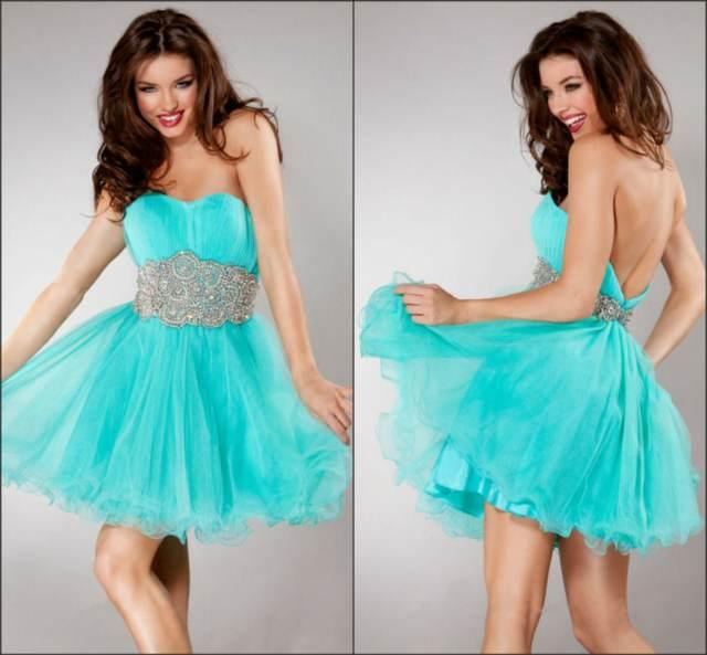noviazgo vestido color azul ideas magníficas