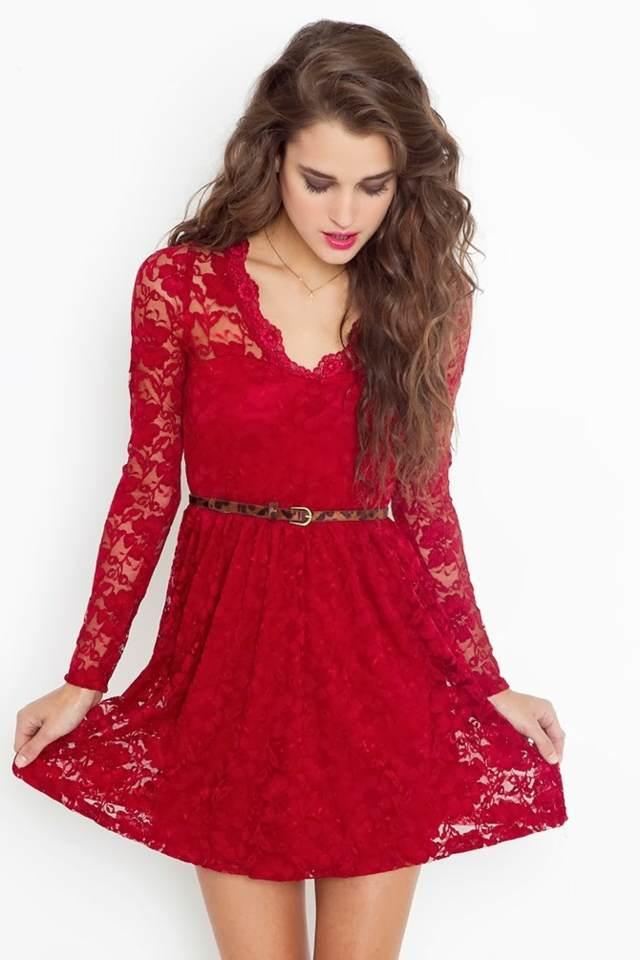 vestidos cortos color rojo fiesta aniversario sorpresa