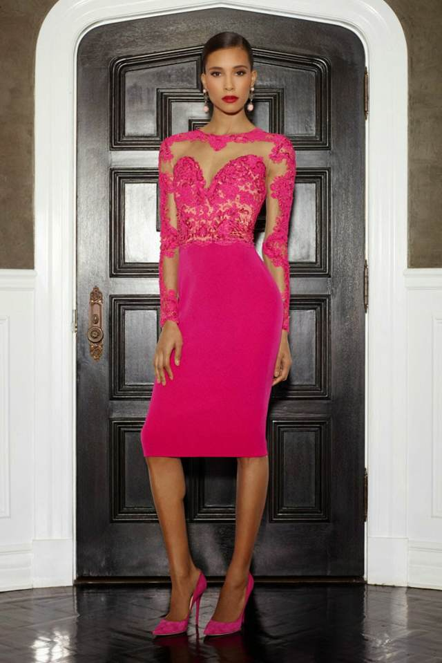 vestidos de noche colores llamativos ideas magníficas