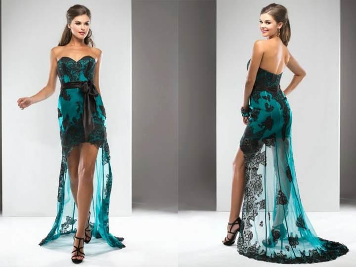 b2edee478 Vestidos de noche magníficos para un noviazgo memorable