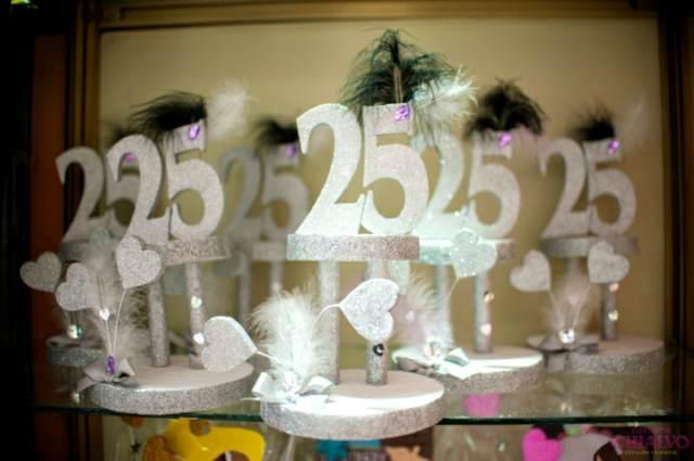 Decoracion aniversario de bodas de plata - Ideas bodas de plata ...