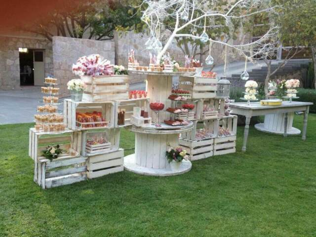 Ideas para baby shower inolvidable en estilo boho - Estilo chic ambientaciones ...
