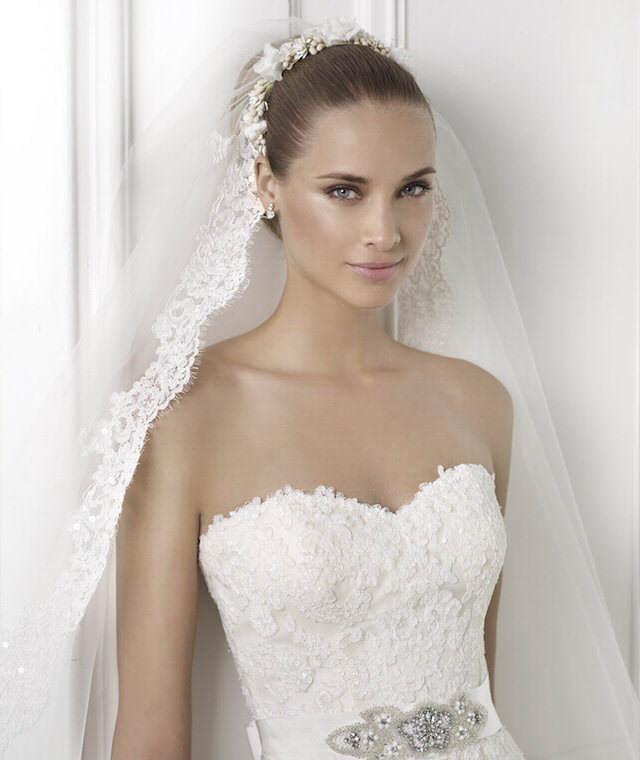 boda magnifica maquillaje de novia 2015