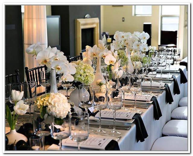 bodas de plata decoración temática preciosa celebración
