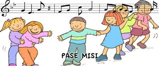 canción infantil pase misi niños fiestas divertidas