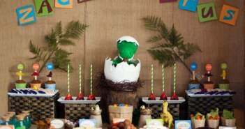 decoracion-de-fiestas-infantiles-tema-dinosaurio-ideas-interesantes