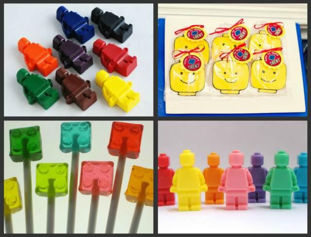 decoración de fiestas infantiles tema lego ideas temáticas