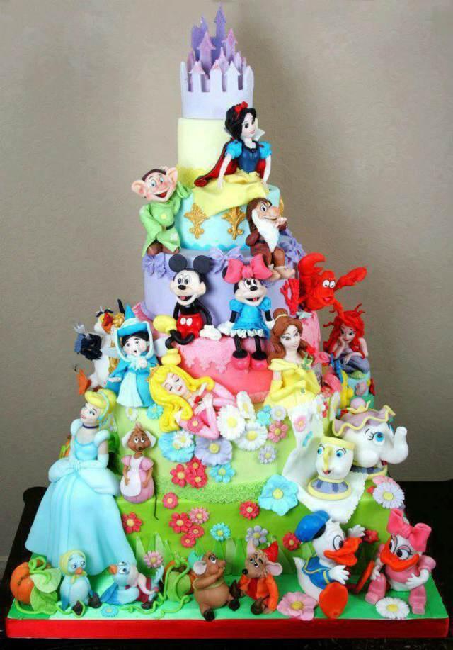 decoración de pasteles ideas fantásticas fiestas personales