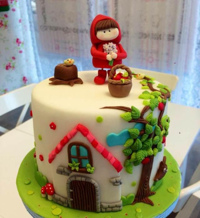 decoración original tartas ideas maravillosas fiestas temáticas