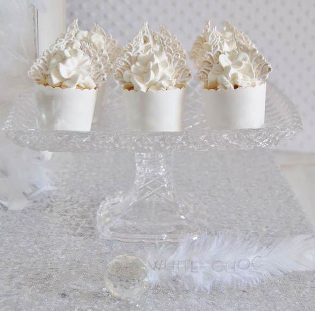 decoración magdalenas ideas para baby shower