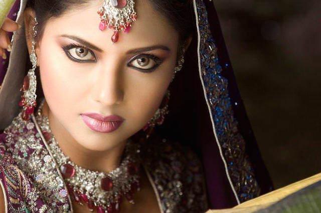 estilo pakistaní ideas exóticas boda moda 2015
