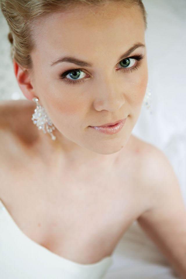 magnífico maquillaje de novia ideas interesantes