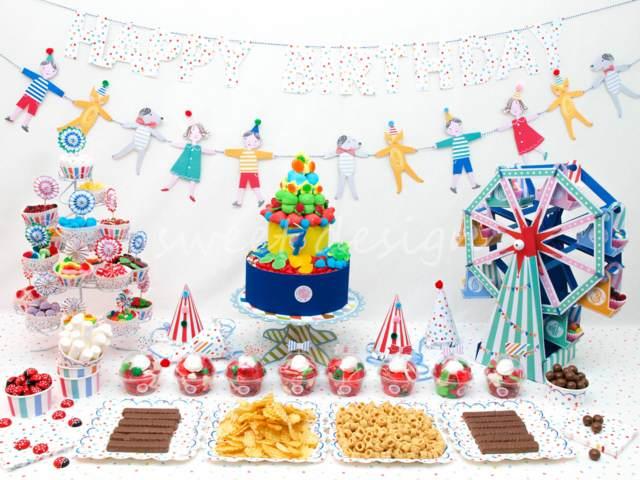 fiesta infantil ideas decoración sorpresas de cumpleaños niños
