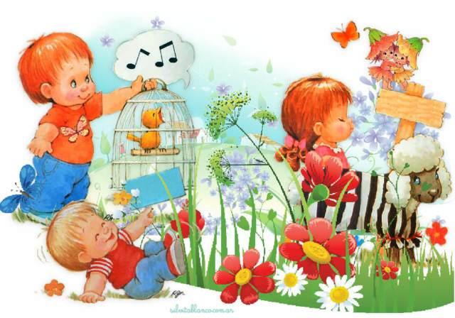 fiestas magníficas divertidas niños canciones infantiles juegos