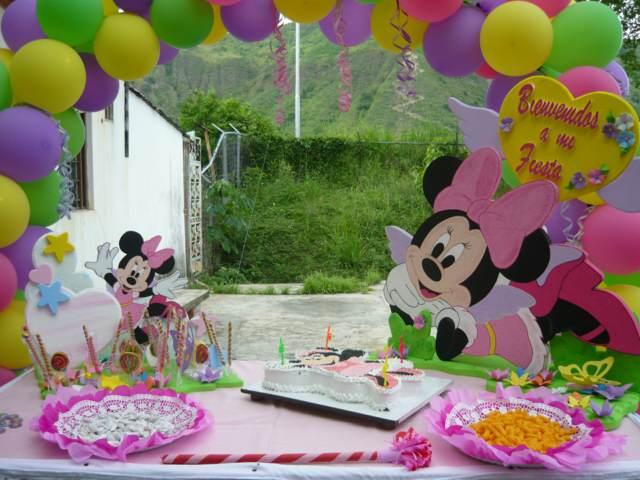 fiestas infantiles decoración originales juegos canciones