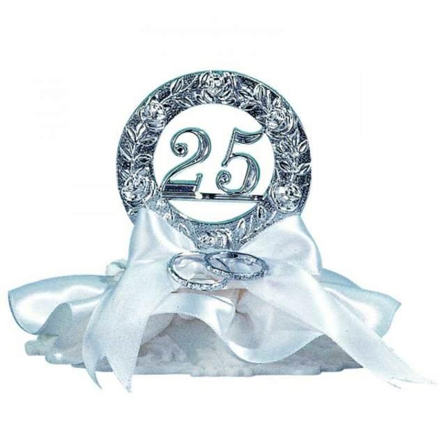 decoración bodas de plata 25 años matrimonio