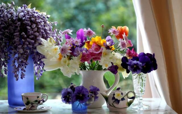 flores bonitas ideas decoración magnífica tu fiesta