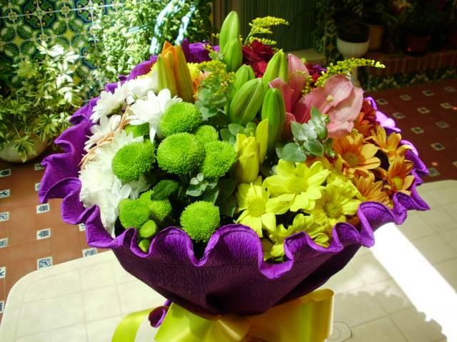 flores bonitas ideas fiesta decoración arreglos florales maravillosos