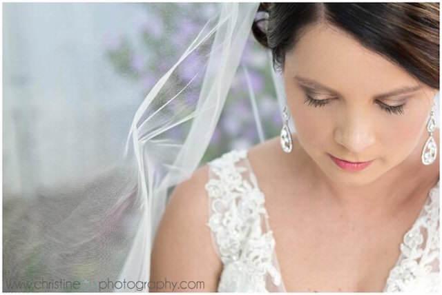 foto maquillaje boda novia ideas