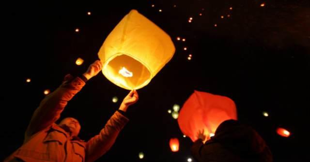 globos de cantoya ideas preciosas fiestas infantiles originales