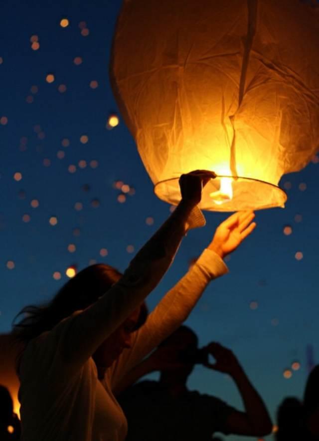 globos de cantoya despedida de soltera ideas magníficas