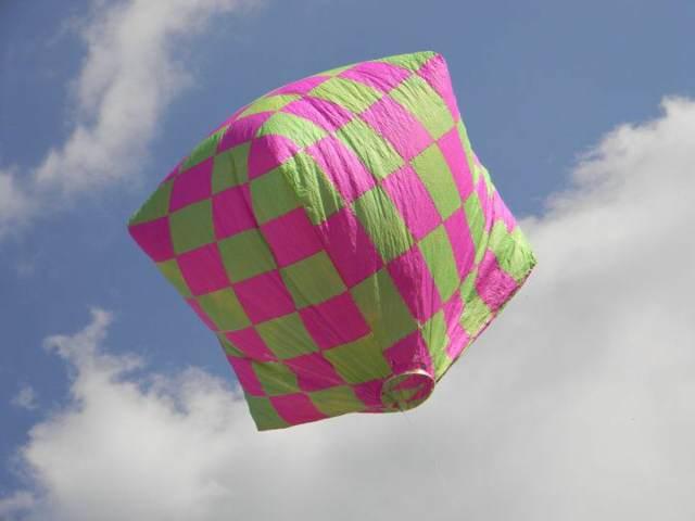 globos de cantoya ideas fantásticas fiesta infantil