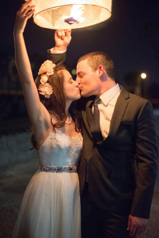 globos de luz romántica amor noviazgo inolvidable