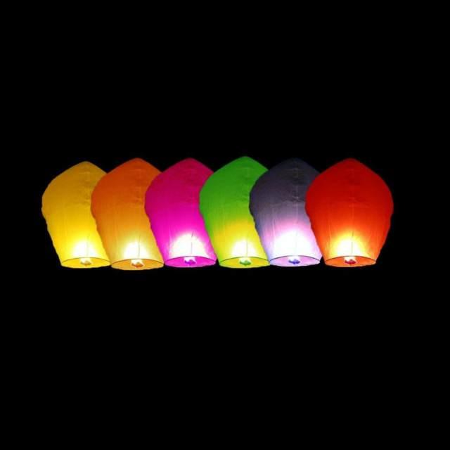 globos de cantoya ideas fantásticas despedida de soltera