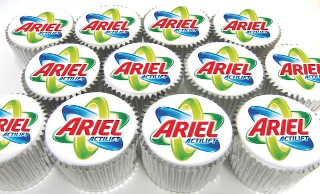 idea innovadora magdalenas corporativas logo Ariel