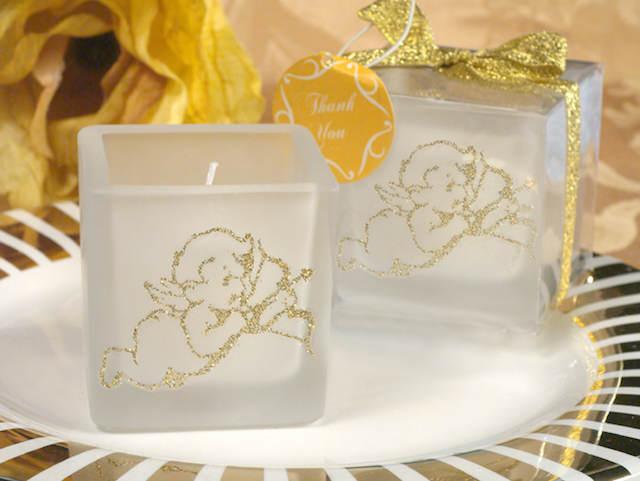 ideas para baby shower decoración ángeles